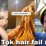 TIK TOK HAIR FAILS #18 - Don't try this at home