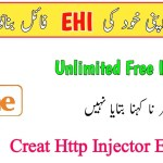 How To Create Http Injector ehi file 2020 | Create Http injector ehi ...