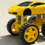 How To Make Amazing Monster Remote Control car