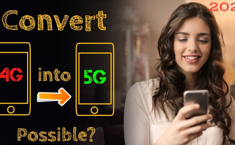How to convert 4g phone into 5g || watch & learn  #convert #phone #watch #amp #learn