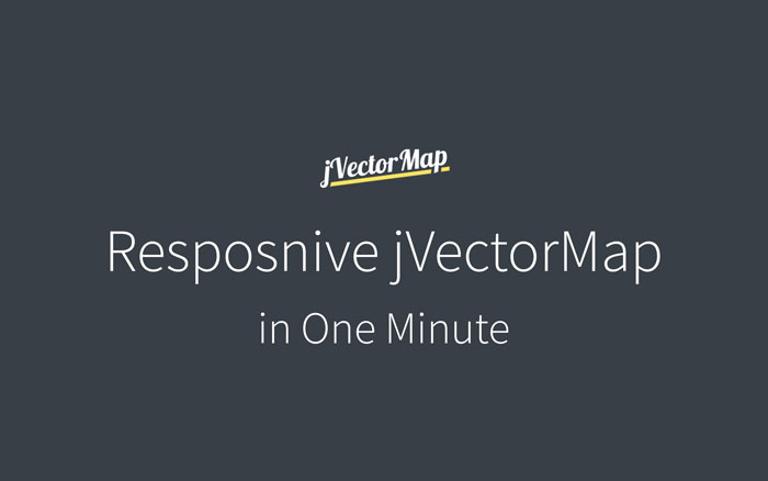 How To Create A World Map.How To Create Make Responsive World Map Jvectormap Using Jquery