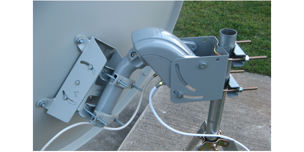 motorised-satellite European Satellite Installation