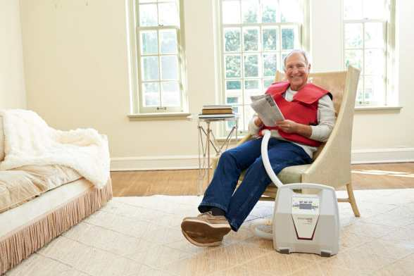 Treating COPD Symptoms With HFCWO Therapy | SmartVest