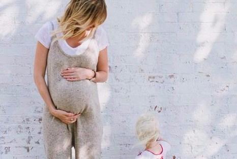 Zwangerschapsoutfit
