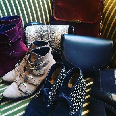 XX duurzaam 2dehands schoenentassen