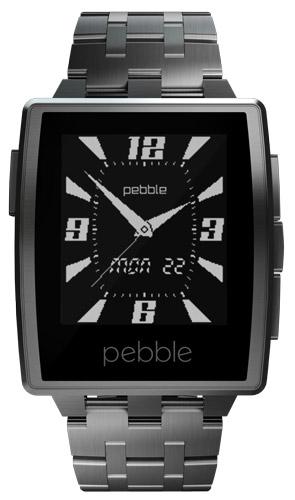 Smartwatch Buying Guide - Pebble Steel