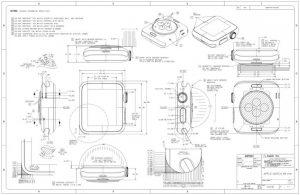 Apple Watch Schematics 2