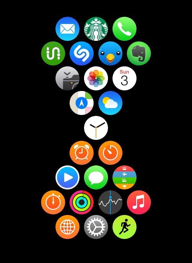 GUIDE — The best Apple Watch App Layouts - Apps ...