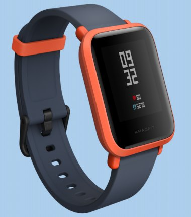 amazfit bip vs verge vs fitbit versa specs and features compared