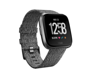 fitbit versa vs samsung galaxy watch active vs apple watch series 4 compared