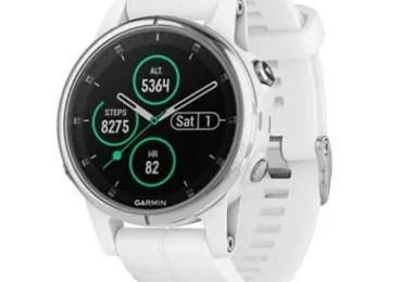 garmin fenix 5s plus - top best smartwatches