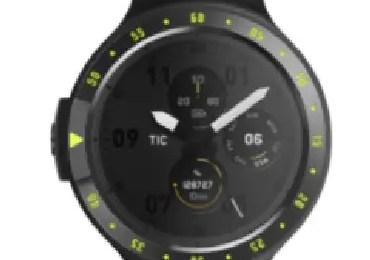 ticwatch s vs e