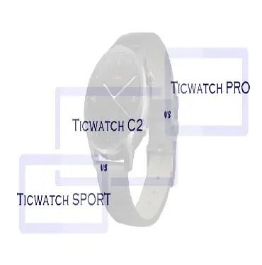ticwatch-c2-vs-pro-vs-s