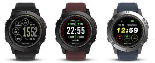Zeblaze Vibe 3 Hr Specifications Smartwatch Series