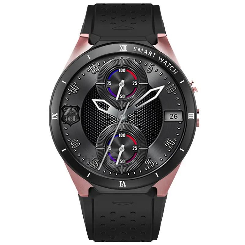 Kingwear Kw88 Pro Vs Kw88 Vs Kw99 Compared Smartwatch Series