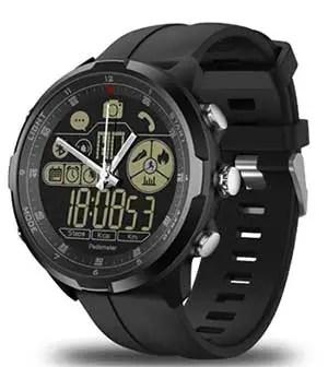 Zeblaze Vibe 4 Hybrid Full Specifications Smartwatch Series
