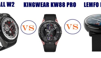 KingWear KW88 PRO Full Specifications and Features | SMARTWATCH SERIES