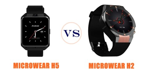 microwear h2 vs h5 - which is better