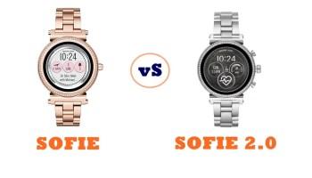 8b0fa8ac27fa Michael Kors Access Sofie 2.0 vs Fossil Gen 4 Venture Compared