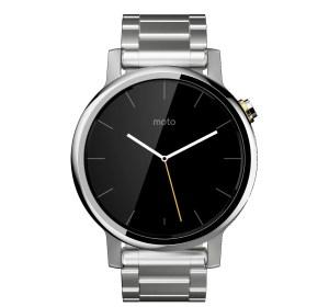 motorola moto 360 2nd gen smartwatch - best smartwatch for women