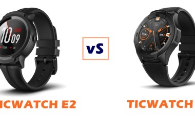 ticwatch express 2 vs sport 2 compared