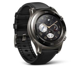 huawei watch 2 - best wear os smartwatch for men