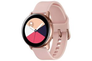 samsung galaxy watch active vs apple watch series 4 vs fitbit versa compared