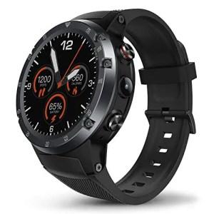 zeblaze thor 4 plus - best smartwatch with camera