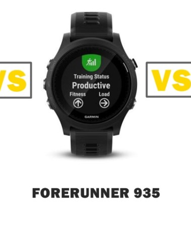 garmin forerunner 645 vs 935 vs 945 compared