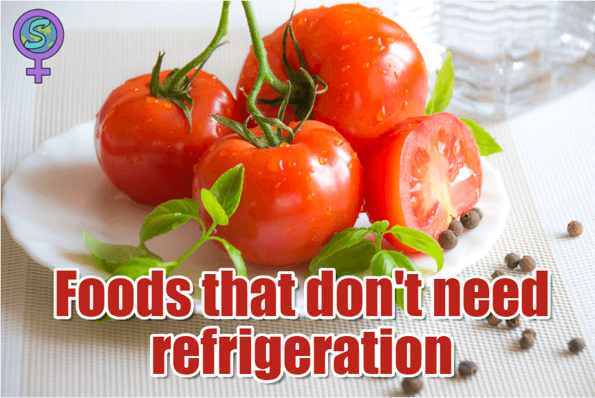 Foods That Dont Need Refrigeration