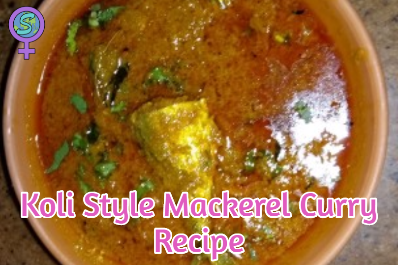 Koli Style Mackerel Curry Recipe