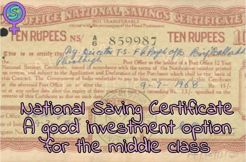 National Saving Certificate