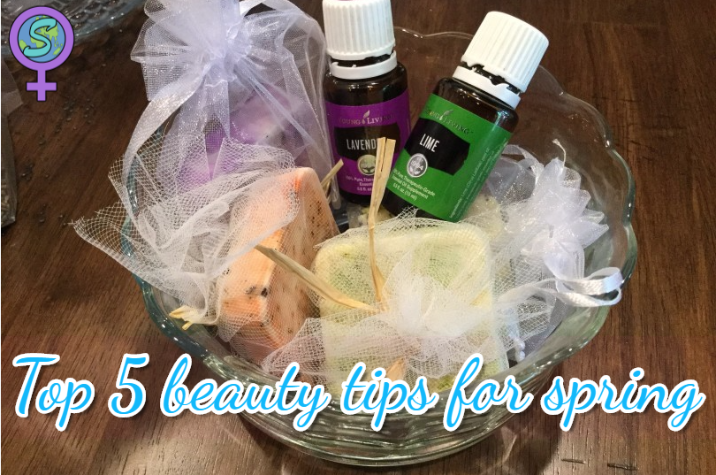 Top 5 Beauty Tips Spring