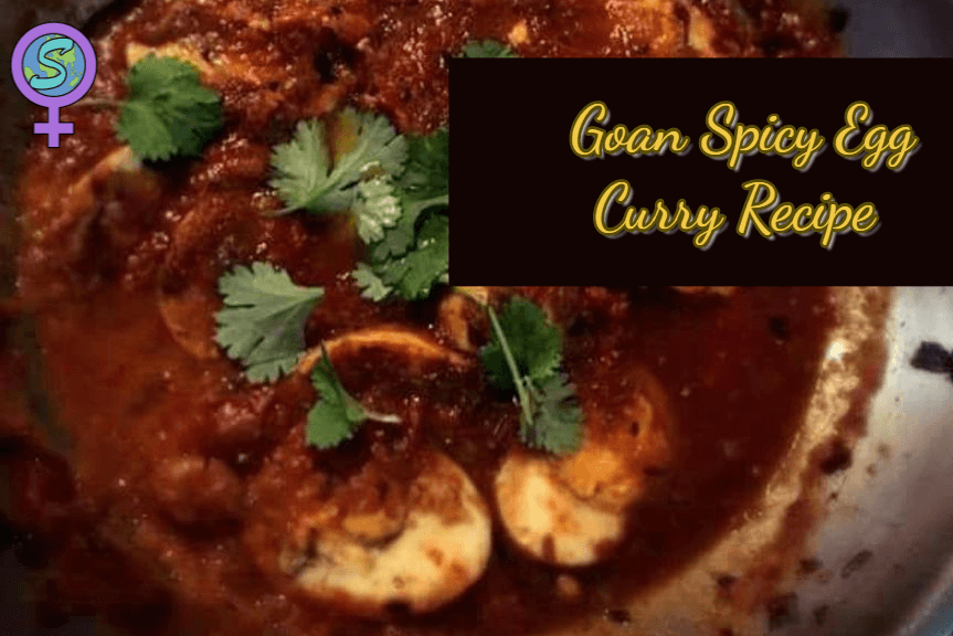 Goan Spicy Egg Curry Recipe