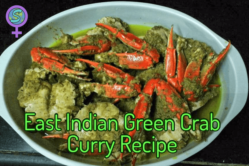 East Indian Green Crab Curry Recipe