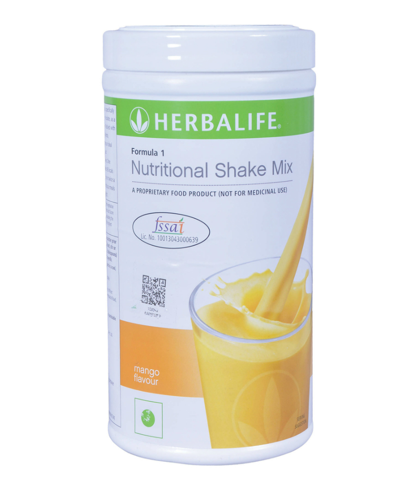 Herbalife Formula 1 Shake 500g Weight Loss - Mango