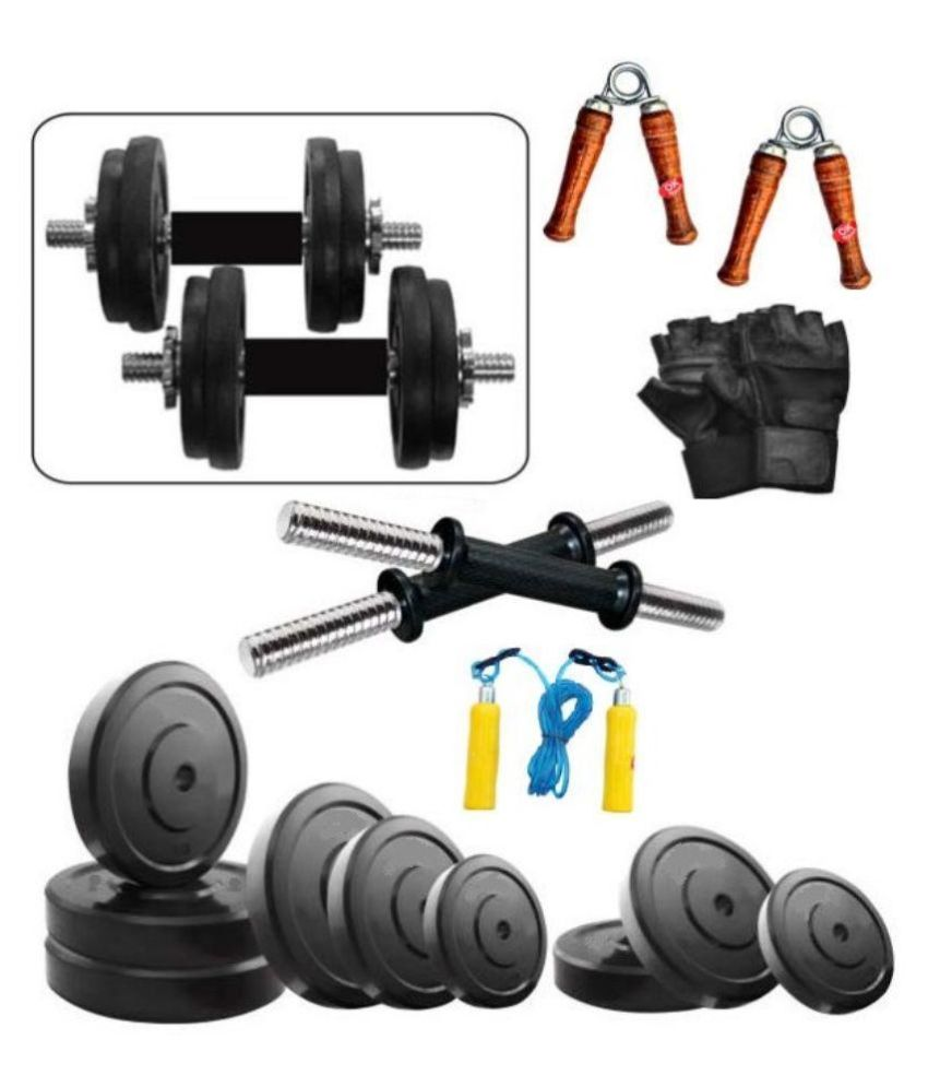 Total Gym 22Kg Dumbell Kit.