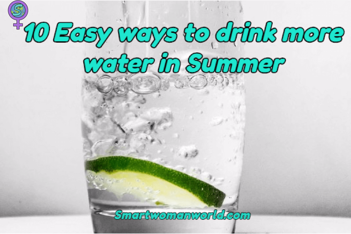 Drink More Water In Summer (1)