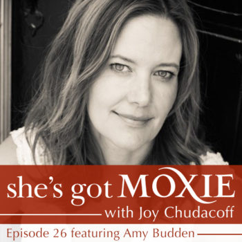 Amy Budden on She's Got Moxie