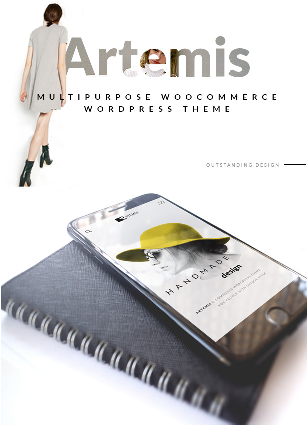 Artemis WooCommerce WordPress Theme
