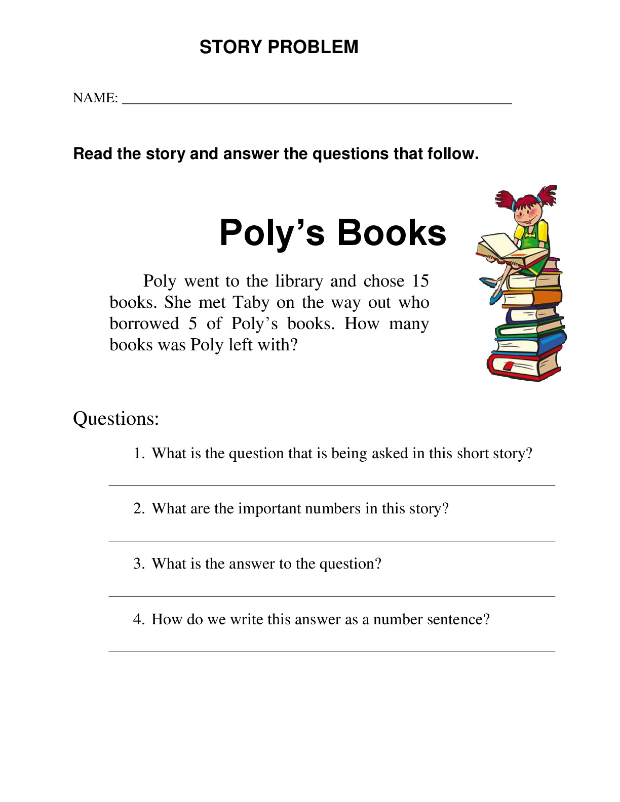 Poly S Books