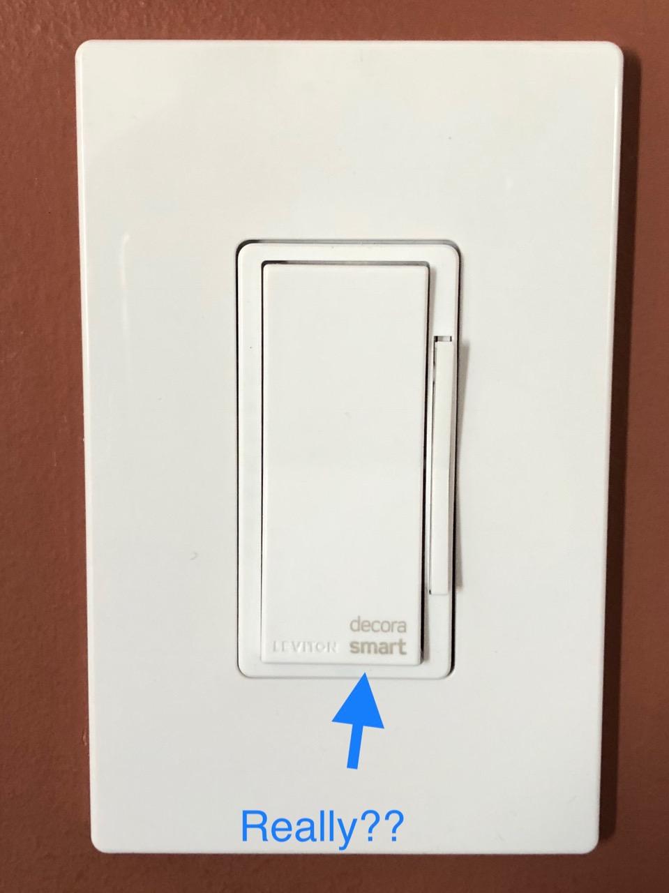 Leviton Decora Smart WiFi Dimmer Switch Review (model DW6HD-1BZ ...