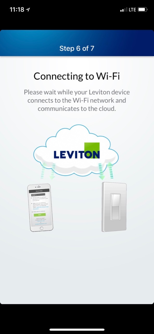 Homebridge leviton