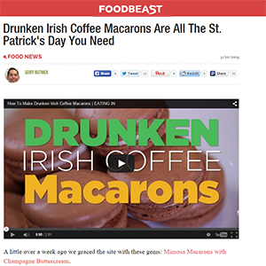 Foodbeast Irish Macs