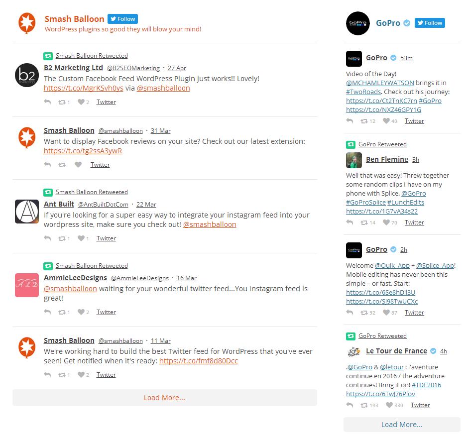 Setting Up The Free Custom Twitter Feeds WordPress Plugin