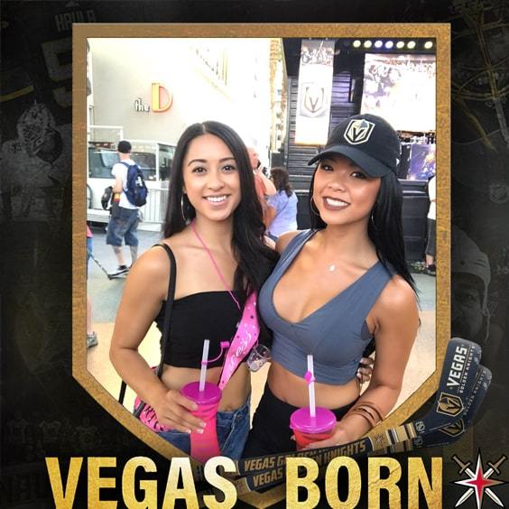 Las Vegas Magic Mirror Photo Booth