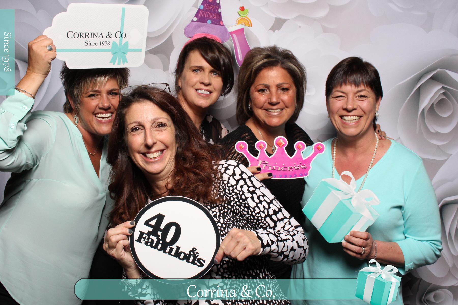 Birthday Photo Booth Sample: Las Vegas