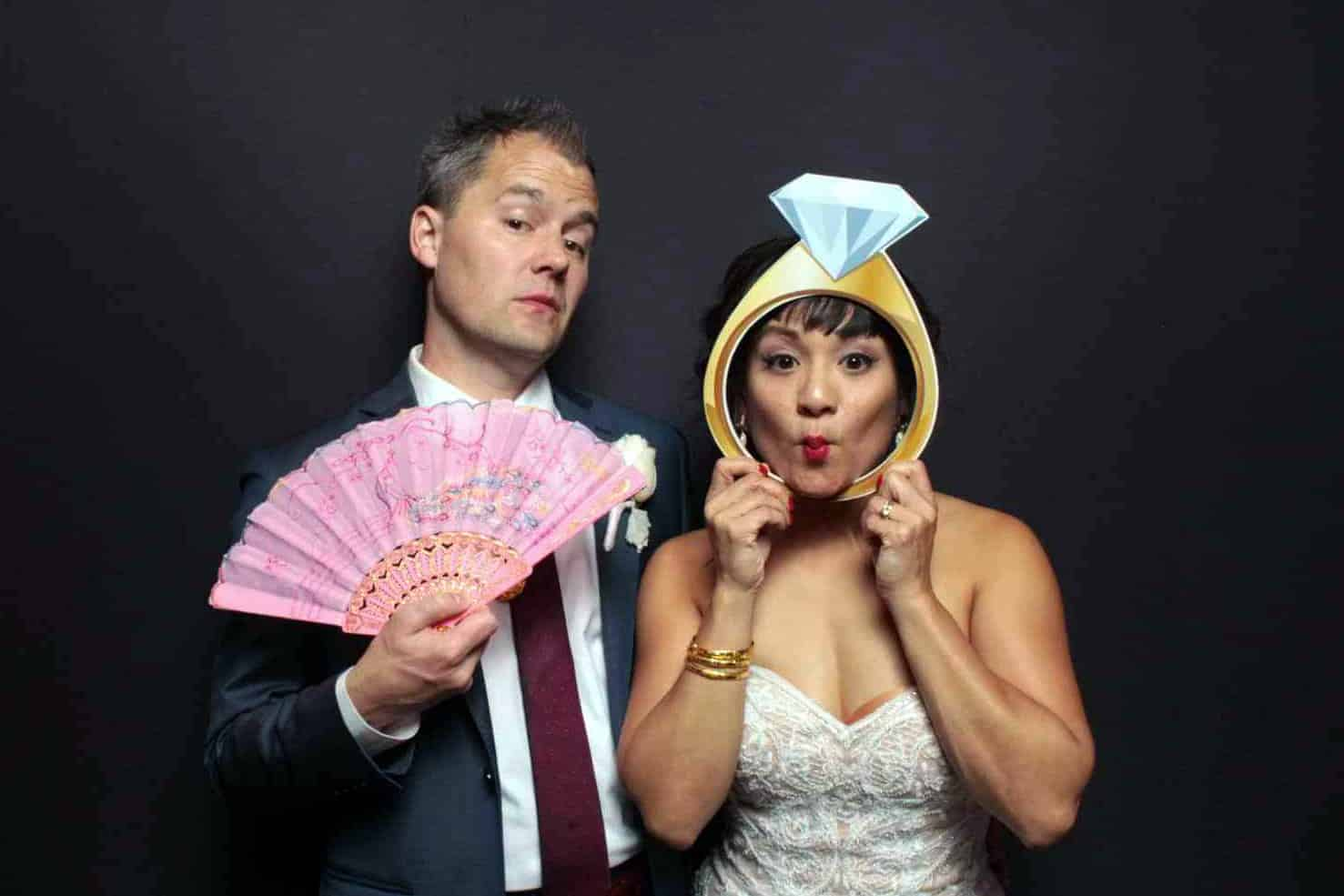 Sample Wedding Photo Booth Photo