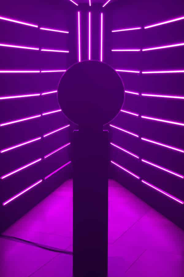 Vogue Light Tunnel Photo Video Booth