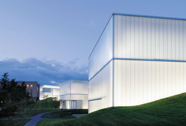 Steven Holl Atkins Museum